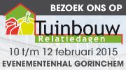 Tuinbouw Relatiedagen Gorinchem 2015